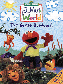 Elmo's World: The Great Outdoors - مدبلج