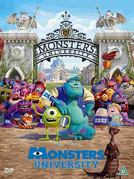 Monsters University - مدبلج
