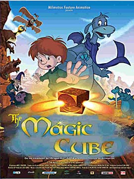The Magic Cube - مدبلج