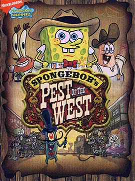 SpongeBob Pest of the West - مدبلج