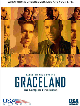 Graceland - The Complete Season One