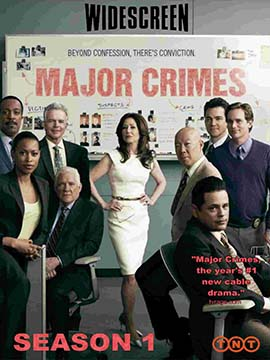 Major Crimes - The Complete Season One