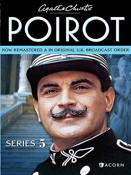 Agatha Christie's Poirot - The complete Season Five