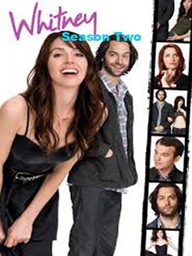 Whitney - The Complete Season Two