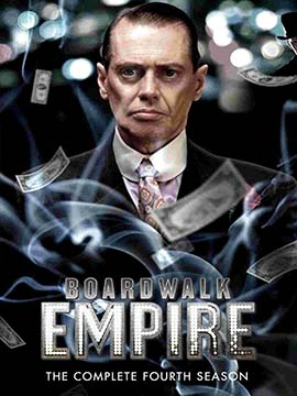Boardwalk Empire - The Complete Season Four
