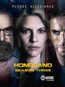 Homeland - The Complete Season Three