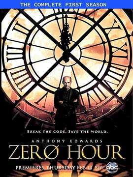 Zero Hour - The Complete Season One
