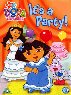 Dora the Explorer: It's a Party - مدبلج