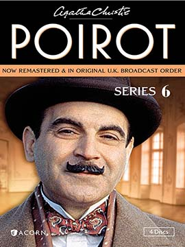 Agatha Christie's Poirot - The complete Season Six