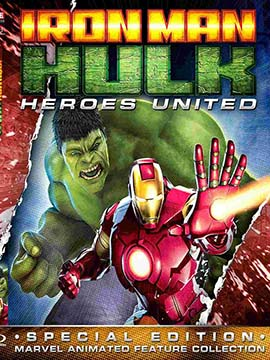 Iron Man & Hulk: Heroes United - مدبلج