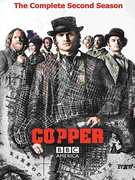 Copper - The Complete Season Two