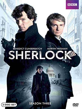Sherlock - The Complete Season Three