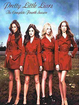 Pretty Little Liars - The Complete Season Four