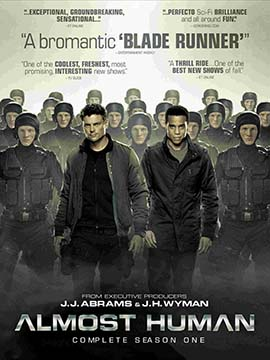 Almost Human - The Complete Season One