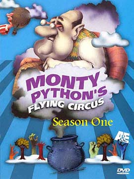 Monty Python's Flying Circus - The Complete season One
