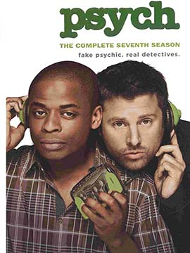 Psych - The Complete Season Seven
