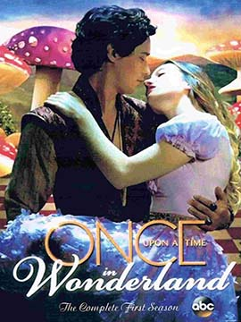Once Upon A Time In Wonderland - The Complete Season One