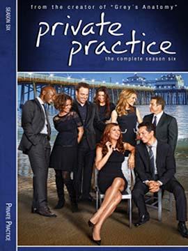 Private Practice - The Complete Season Six