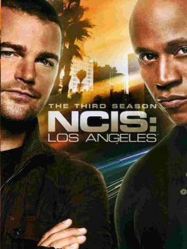 NCIS: Los Angeles - The Complete Season Three