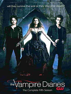 The Vampire Diaries - The Complete Season 5