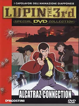 Lupin III - Alcatraz Connection