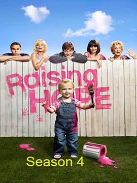 Raising Hope - The Complete Season Four