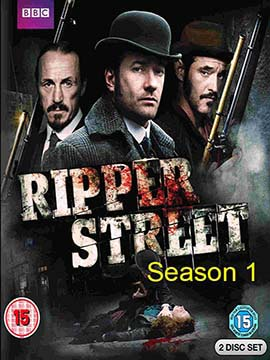 Ripper Street - The Complete Season One