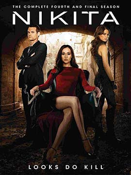 Nikita - The Complete Season Four