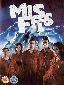 Misfits - The Complete Season Five