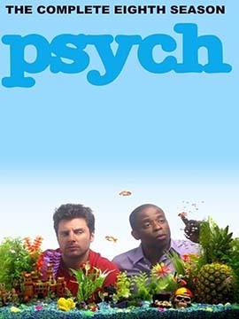 Psych - The Complete Season Eight