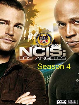 NCIS: Los Angeles - The Complete Season Four