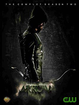 Arrow - The Complete Season Two