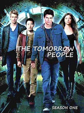 The Tomorrow People - The Complete Season One