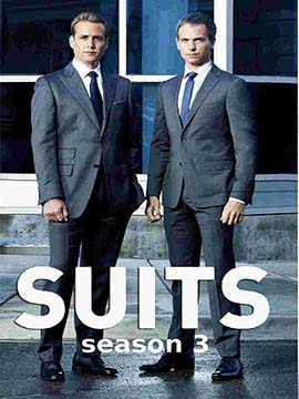 Suits - The Complete Season Three