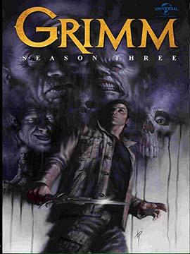 Grimm - The Complete Season Three