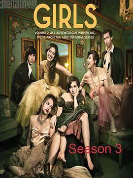 Girls - The Complete Season  Three