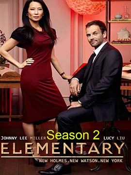 Elementary - The Complete Season Two