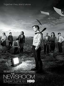 The Newsroom - The Complete Season Two