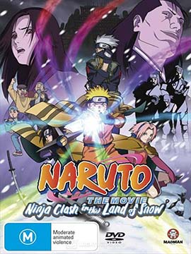 Naruto the Movie: Ninja Clash in the Land of Snow