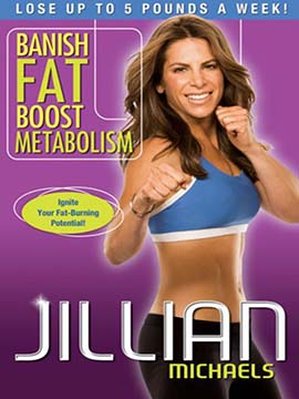 Jillian Michaels - Banish Fat Boost Metabolism