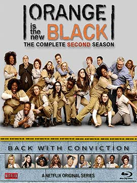 Orange Is the New Black - The Complete Season Two