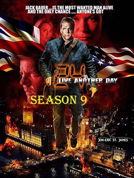 24 - The Complete Season Nine
