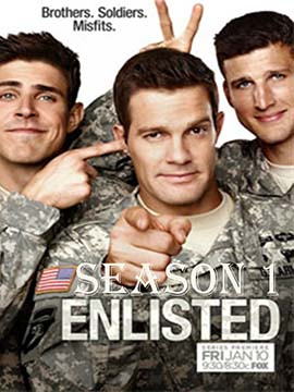 Enlisted - The Complete Season One