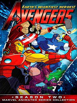 The Avengers: Earth's Mightiest Heroes - The Complete season Two