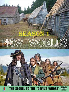 New Worlds - The Complete Season One