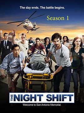 The Night Shift - The Complete Season One