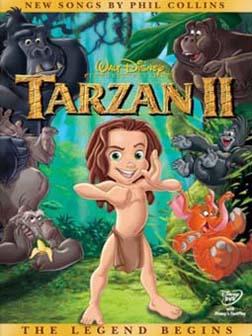 Tarzan II - مدبلج