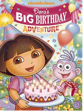 Dora The Explorer : Dora's Big Birthday Adventure - مدبلج