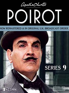 Agatha Christie's Poirot - The complete Season Nine