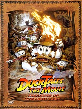 Duck Tales: The Movie - Treasure of the Lost Lamp - مدبلج
